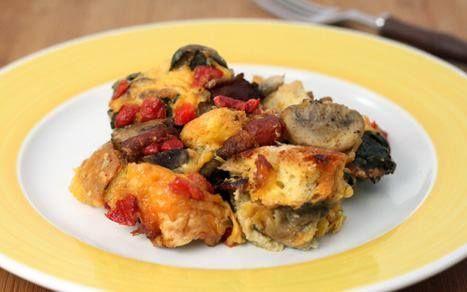 Breakfast Bake (Slow Cooker Recipe) | *Slow Cooker Recipes | Pinterest