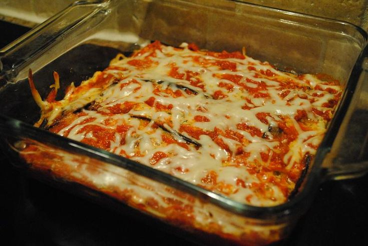 Vegetable Dishes - Eggplant Lasagna | Eggplant Recipes | Pinterest