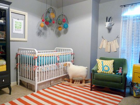 another baby room idea