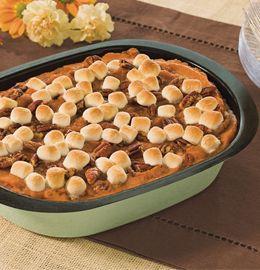 Maple-Glazed Sweet Potatoes | FOOD && DRINKS | Pinterest