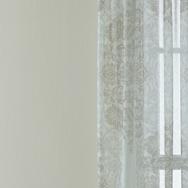 Royal Velvet® Taurine Rod-Pocket Sheer Curtain Panel - jcpenney