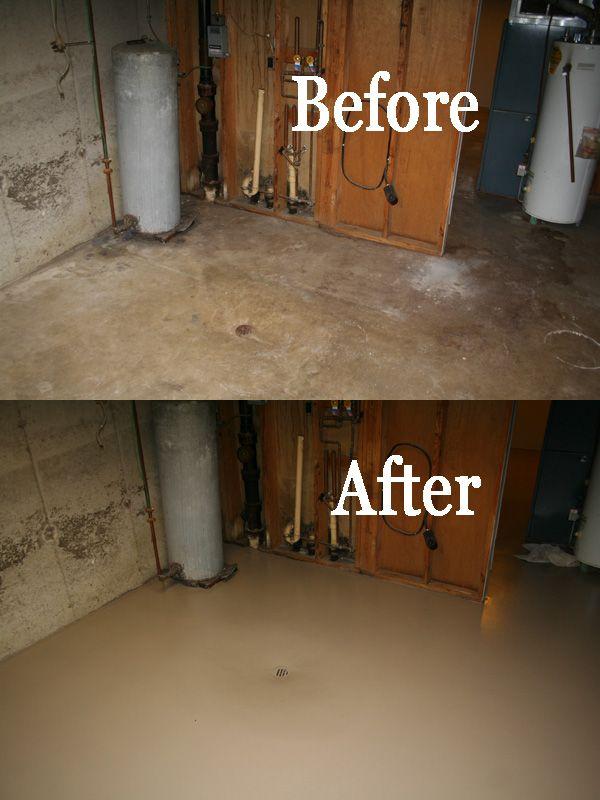 Cheap flooring option basement ideas pinterest for Cheap basement flooring ideas