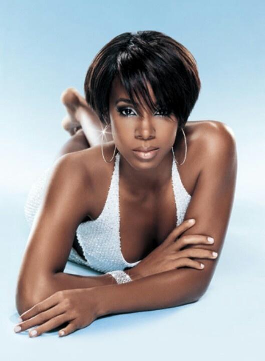Short Razor Cut Hairstyles Black Women