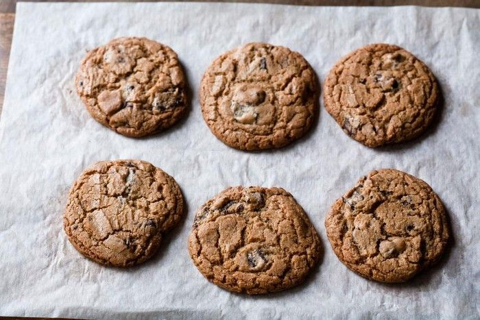 The Most Famous Whole Wheat Chocolate Chip Cookies on Earth