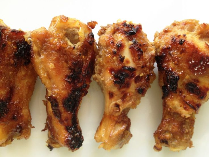 Asian-Style Honey Roast Chicken - The Cooking Jar