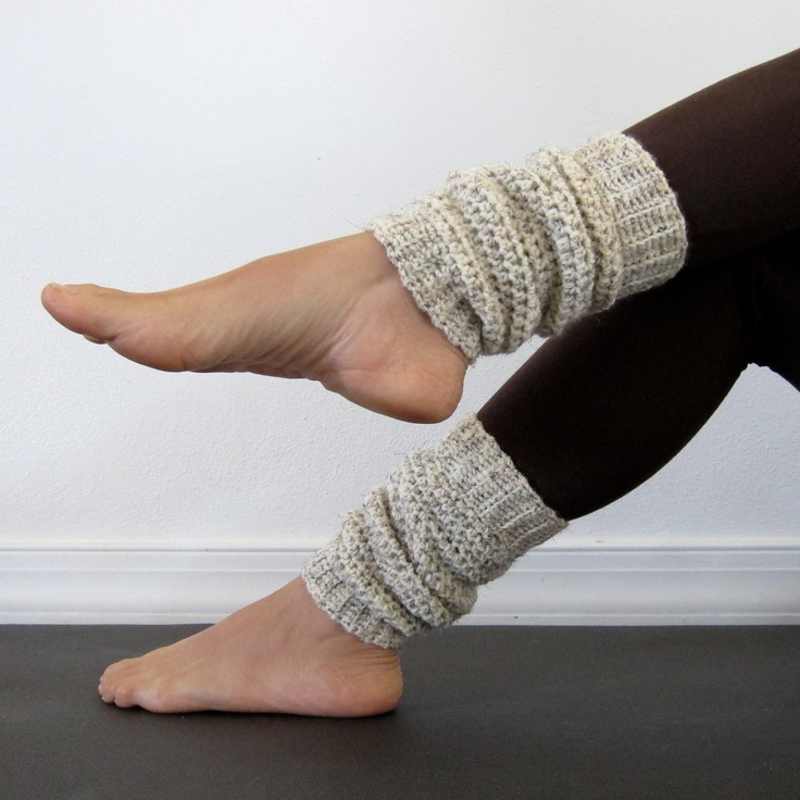 Crochet Leg Warmers : Cozy Wheat Crochet Leg Warmers I need to make these tonight...starting ...