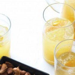 Orange-Rum Punch | Guilty Pleasures | Pinterest