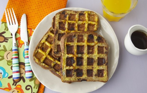 Waffle french toast   recipes and great food pics   Pinterest