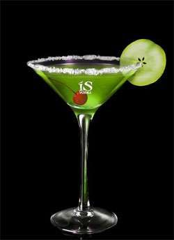 IS Green Apple Martini Photo | Yum...Let's Drink! | Pinterest