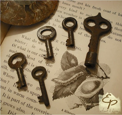 old key love