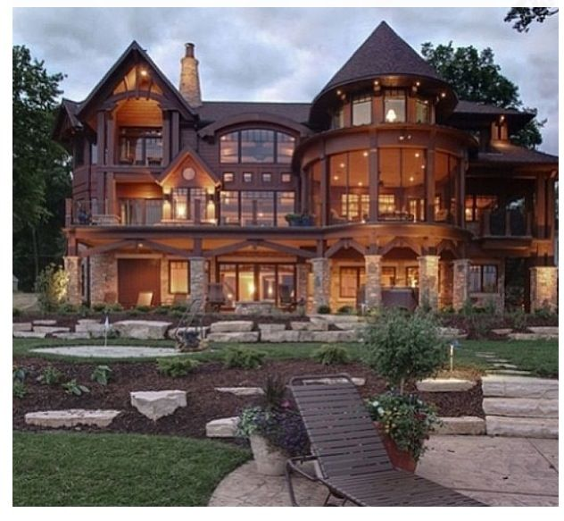 My dream home dream cabin lake house pinterest My dream homes