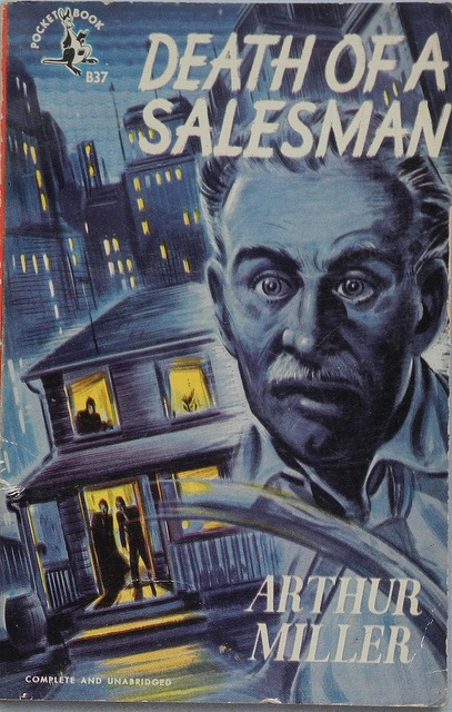 death of salesman willy loman essay
