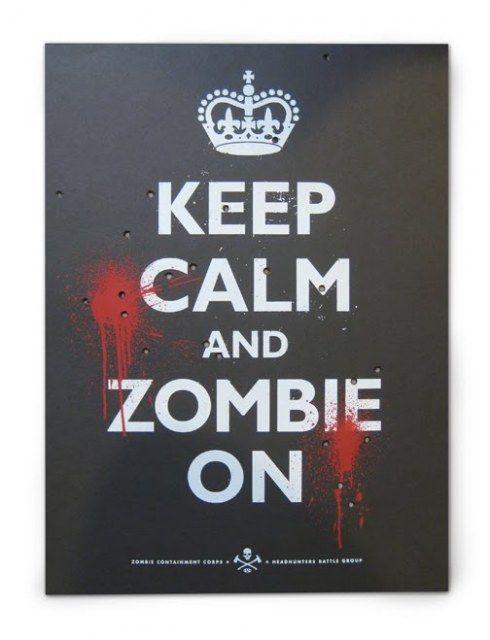 Mmm, zombies.