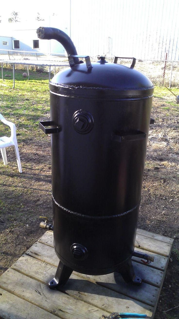 coleman cooking machine smoker