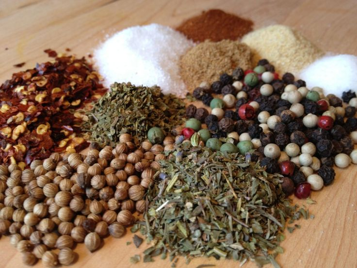 Cajun Spice Mix - Make it once and use it as a rub or accent to fish ...