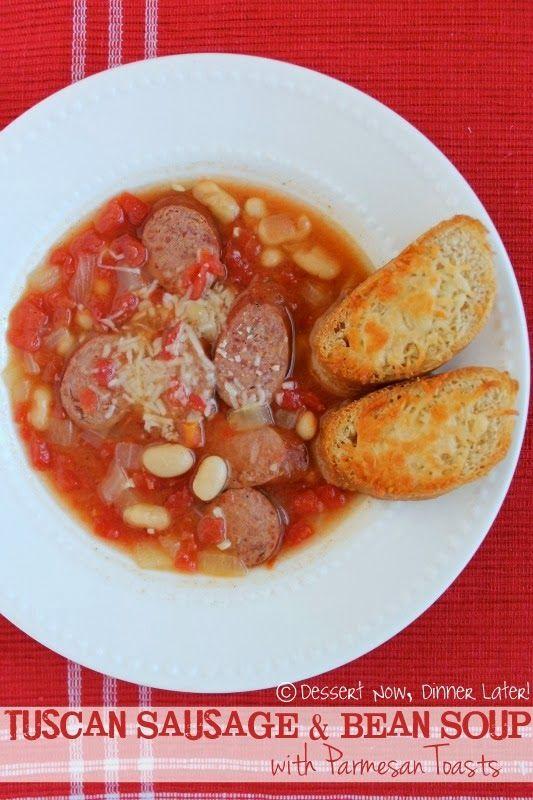 Tuscan Bread And Bean Soup Recipe — Dishmaps