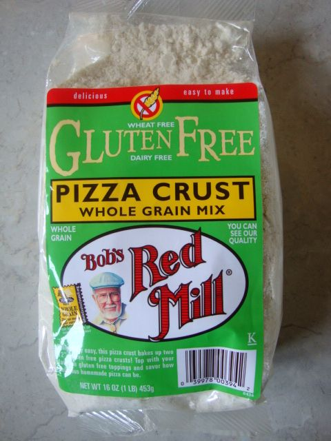 gluten free whole wheat pizza dough mix. tried last weekend, and its ...