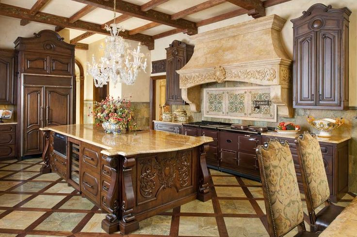 Old World Kitchens : Old World Kitchen  Kitchen  Pinterest