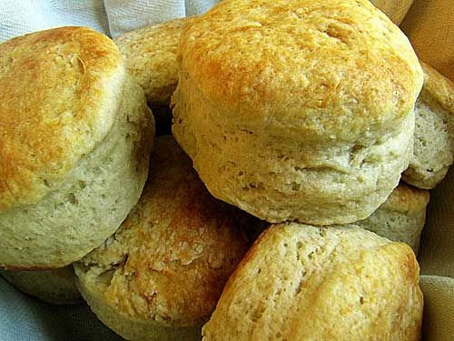 Angel Biscuits | Food: Bread | Pinterest