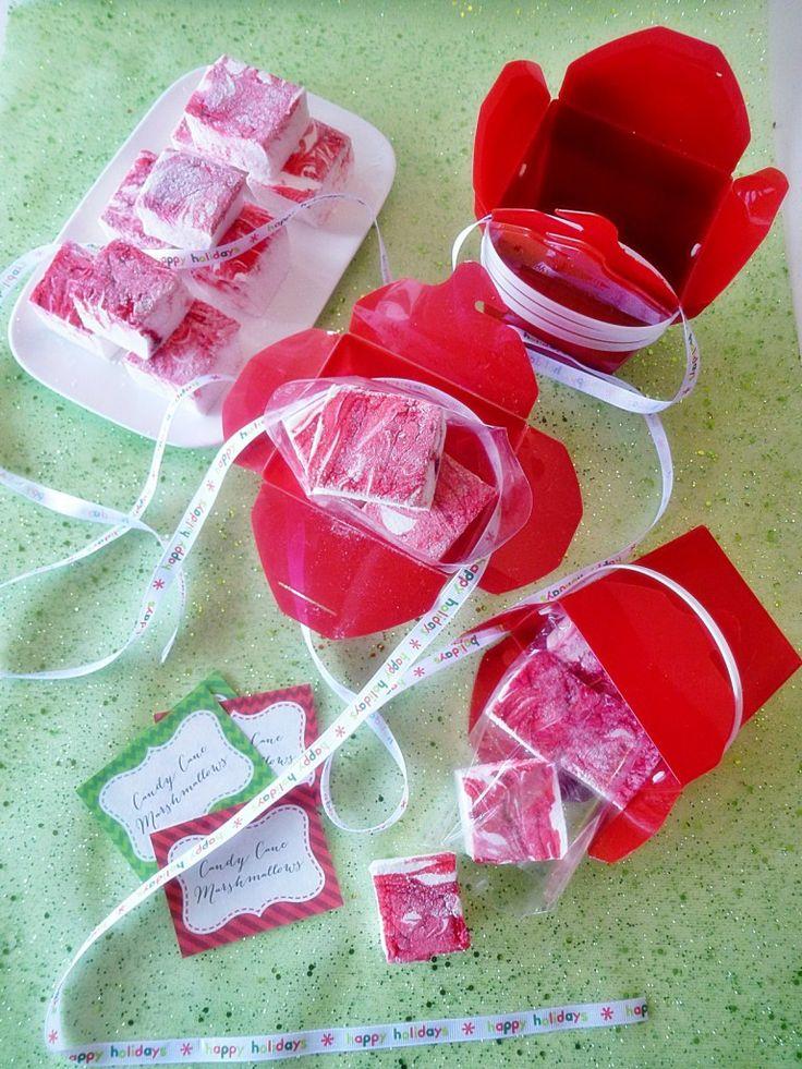 ... candy cane brownies candy cane marshmallows recipe martha stewart