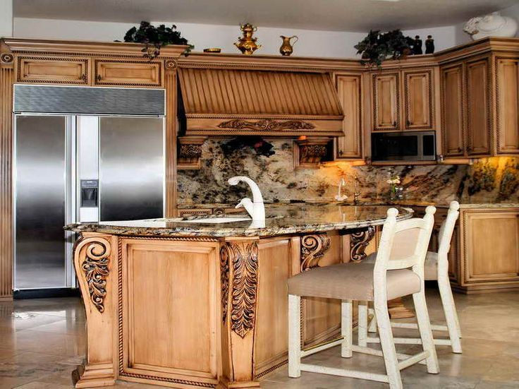 Rustic Kitchen With Italian Design Kitchen Beauty