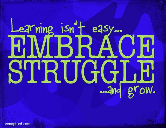 Struggle by Krissy.Venosdale, via Flickr