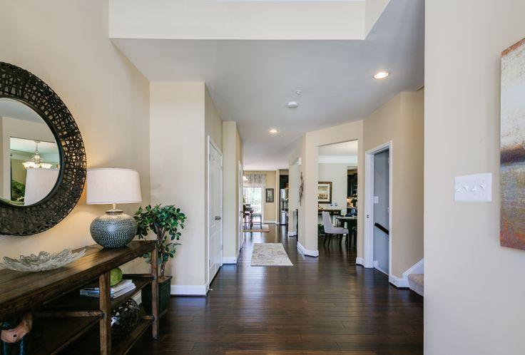 Hampden Foyer Model Home Interiors Pinterest