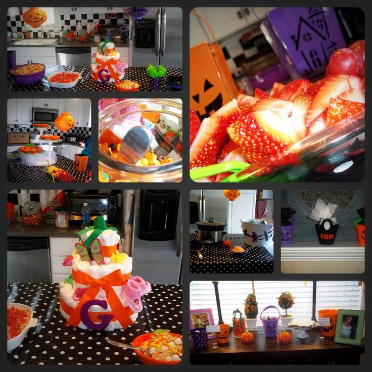 halloween baby shower ideas this halloween with baby pinterest