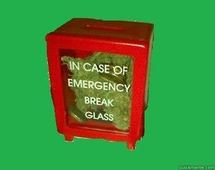 In case of emmergency