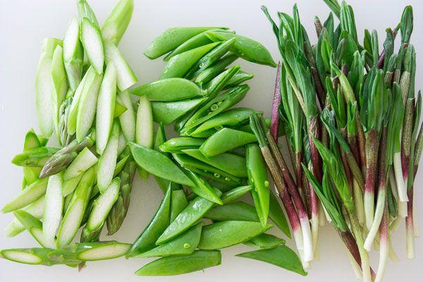 Asparagus, Snap Pea, And Avocado Pasta Recipes — Dishmaps