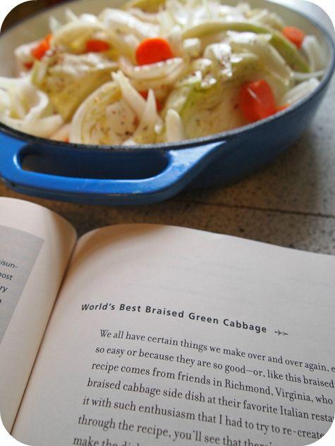world's best braised cabbage | cabbage | Pinterest