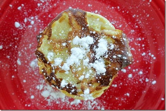 English Muffin French Toast! from yesiwantcake.com