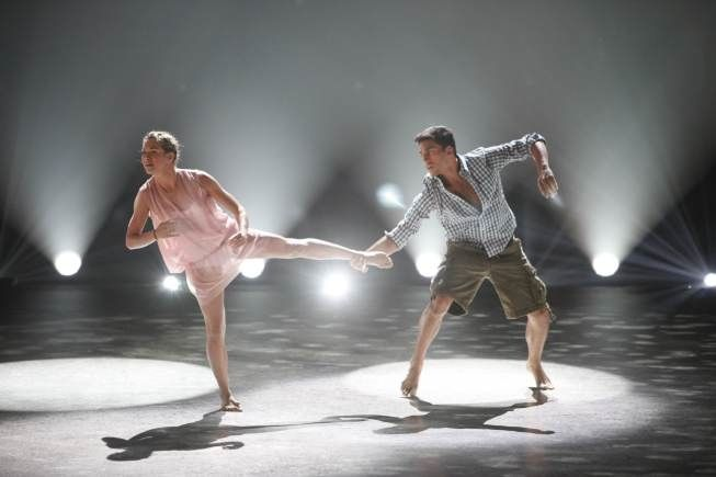 Fix You- contemporary piece choreographed by Travis Wall. One of my favorite pieces from SYTYCD