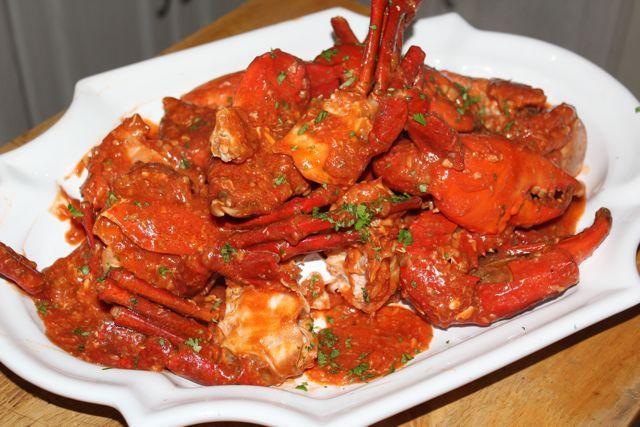 Chili Crab is love | Yumm-ness | Pinterest