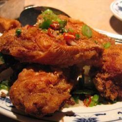 Salt and Pepper Chicken @ allrecipes.co.uk
