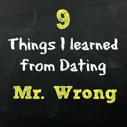 what learned dating