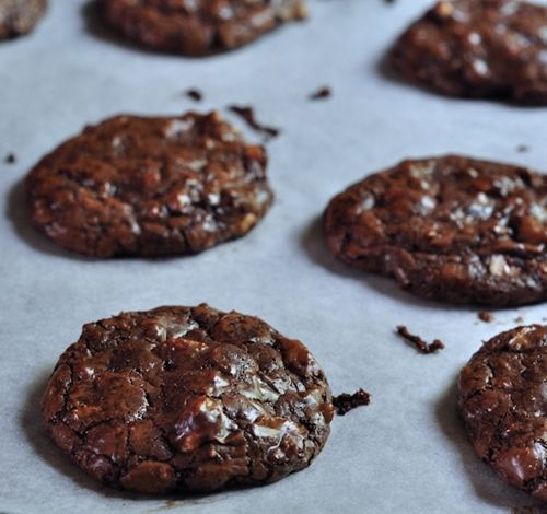 Outrageous Chocolate Toffee Cookies | Cookies/Bars/Brownies | Pintere ...