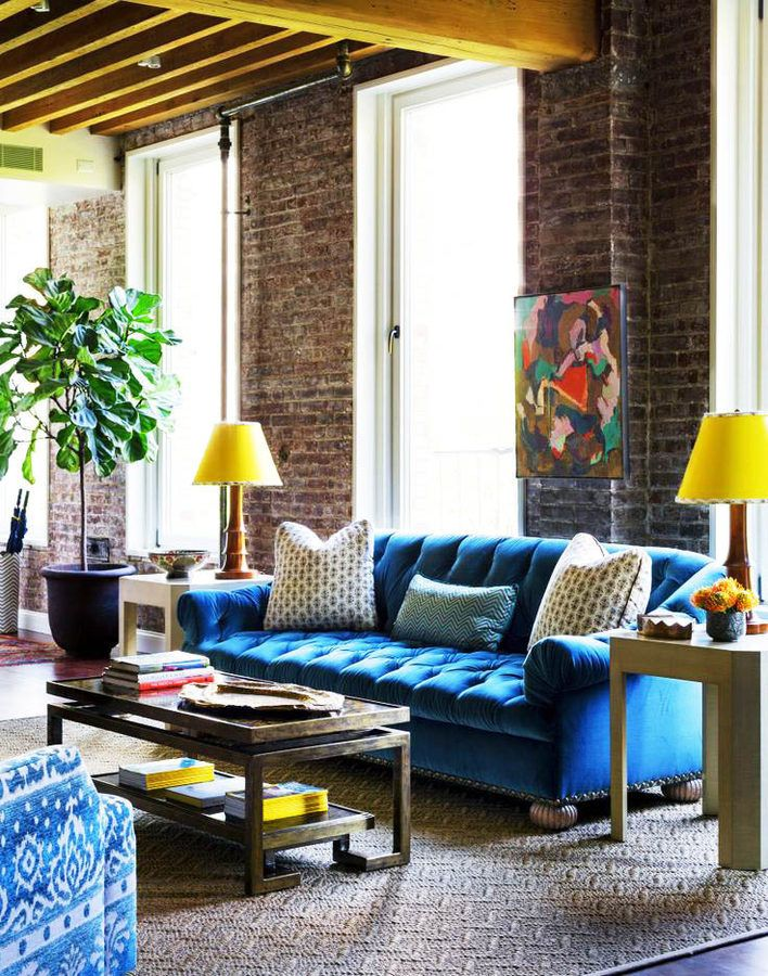 Gutting a Sad NYC Loft and Turning it Into a Jewel Box - Featured Projects - Curbed National
