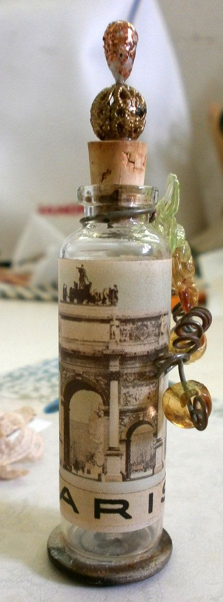 art bottle
