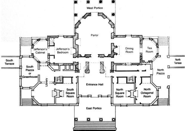 monticello main level floor plan home floor plans