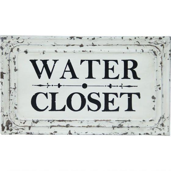 Water Closet Sign Reid Pinterest