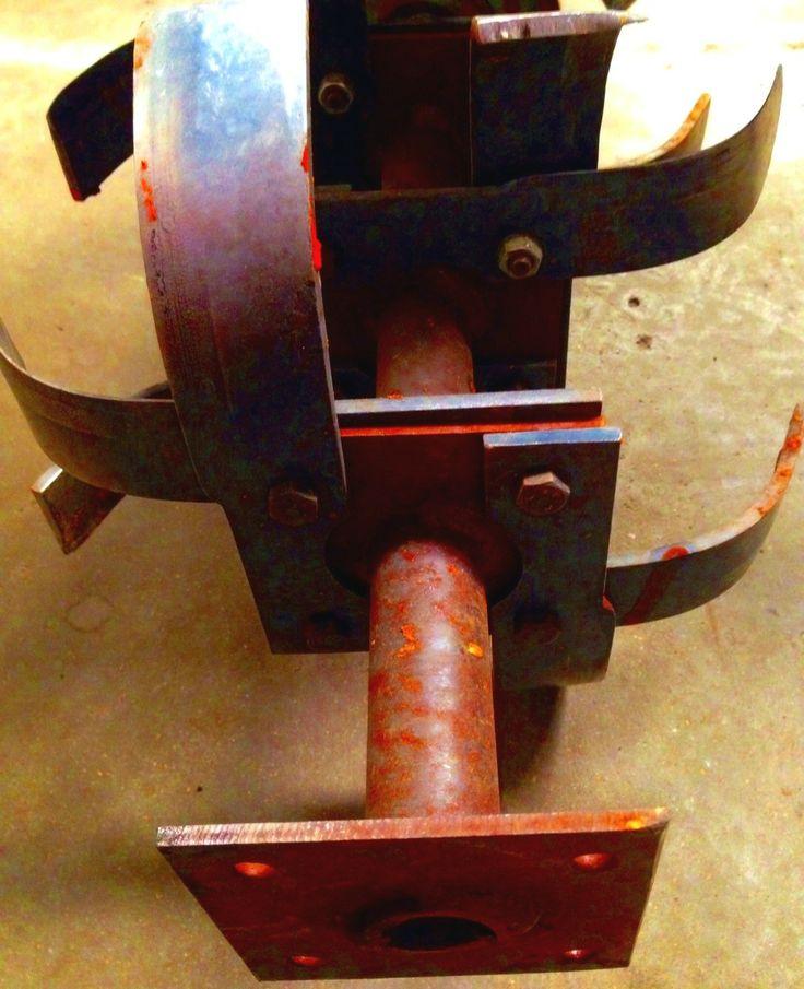 Cuchillas de rotowator de motoazada