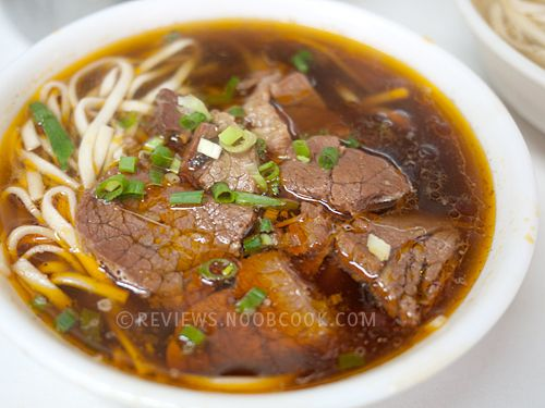 Taiwanese beef noodle soup | Soups-Gumbo-Stew-Boil Dinner | Pinterest