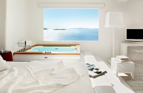 Jacuzzi In The Bedroom Travel And Living Pinterest