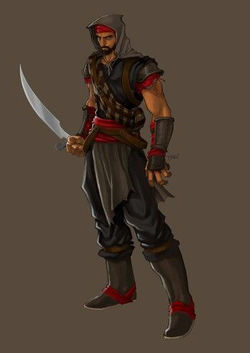 Desert bandit | Male RPG Characters | Pinterest 9 Photos