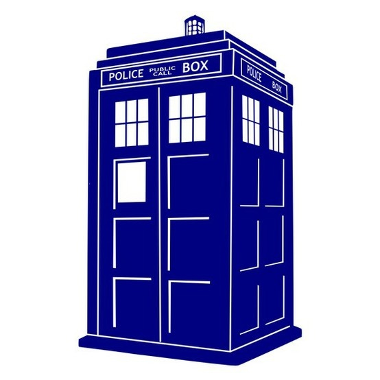 tardis wall decal doctor who pinterest