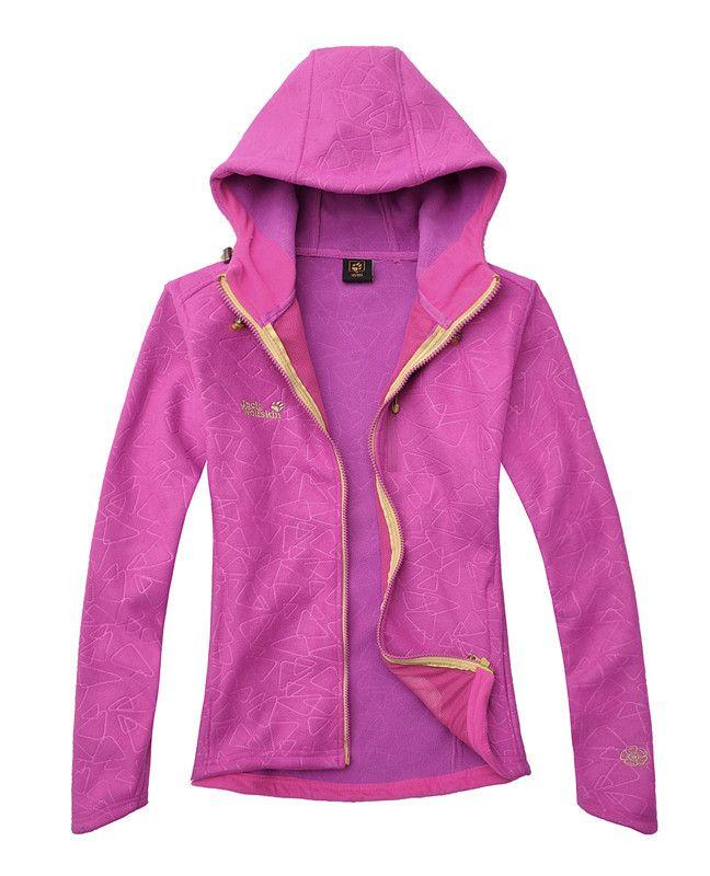 2013 Jack Wolfskin Women Jacket Pink   Spyder Outlet   Pinterest