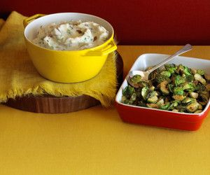 Skinny Garlic Mashed Potatoes | Veggie | Pinterest