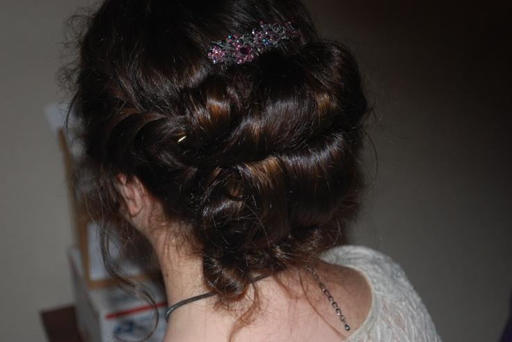 Victorian hairstyle | Victorian style | Pinterest