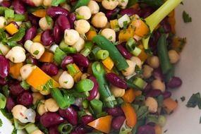 bean salad 4151 Speedy Three Bean Salad